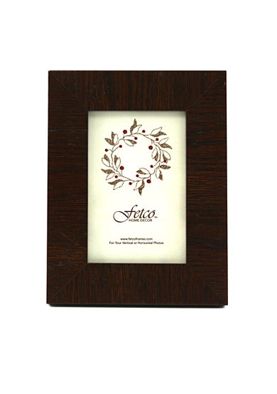 Fetco Home Decor Winter Wooden 5x7 Frame