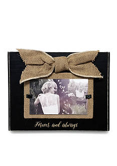 Fetco Home Decor Forever and Always 4x6 Frame