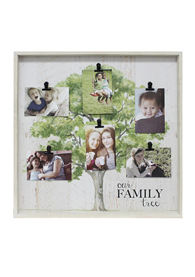 Fetco Home Decor Inc Our Family Tree Clip Collage