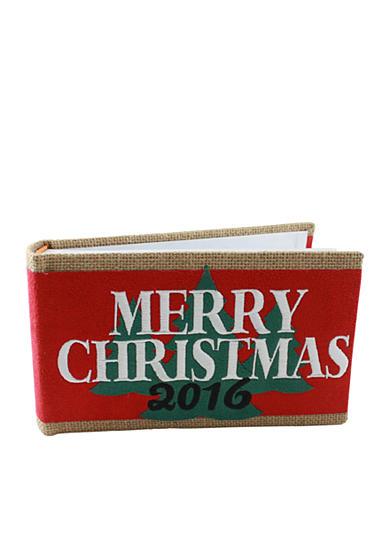 Fetco Home Decor Merry Christmas Burlap 1 Up 2016 Abum
