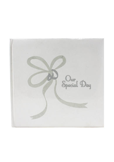 Fetco Home Decor Our Special Day 2 Up 4x6 Album