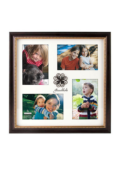 Malden Chateau Grandkids 4 Opening 4x6 Frame