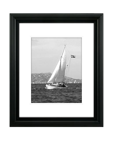 Malden Portrait Black 11x14 Frame
