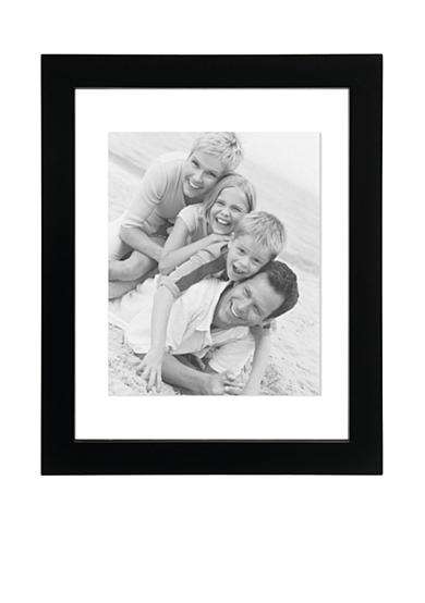 Malden Black Floater 8x10 Frame