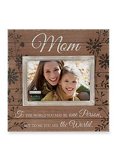 Malden Mom 4x6 Wooden Frame