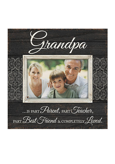 Malden Grandpa Sunwashed Wood 4-in. x 6-in. Frame