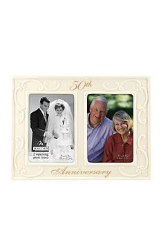 malden 50th wedding anniversary 2 up 35 in x 5 in frame