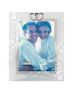 Malden Our Anniversary 5x7 Frame