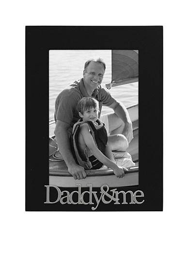 Malden Daddy & Me Expressions 4x6 Frame