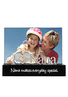 Malden I Love Nana 4x6 Desktop Frame