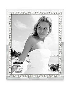 Malden Jeweled Mirror 8x10 Frame