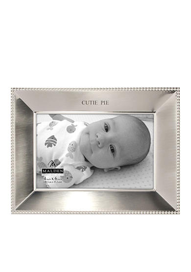 Malden Simply Stated Cutie Pie 4x6 Frame