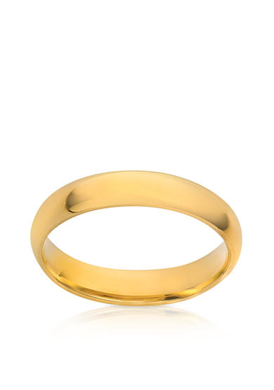 Belk & Co. 14k 4-mm. Plain Wedding Ring
