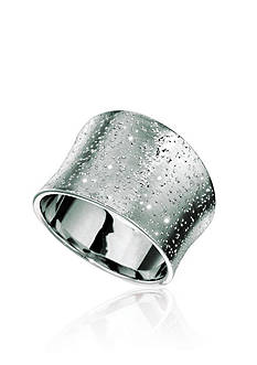 Belk & Co. Sterling Silver Stardust Ring