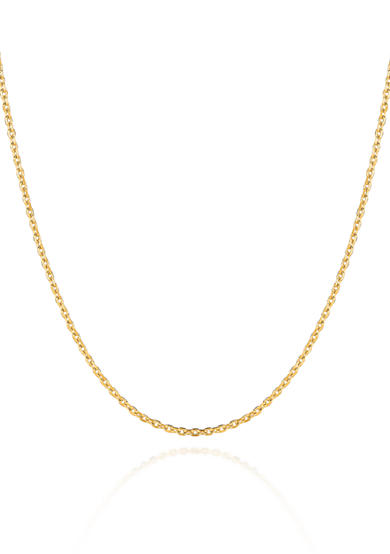 Belk & Co. 14k Yellow Gold 16-in. Cable Chain