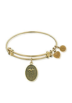 Angelica Caduceus Expandable Bangle