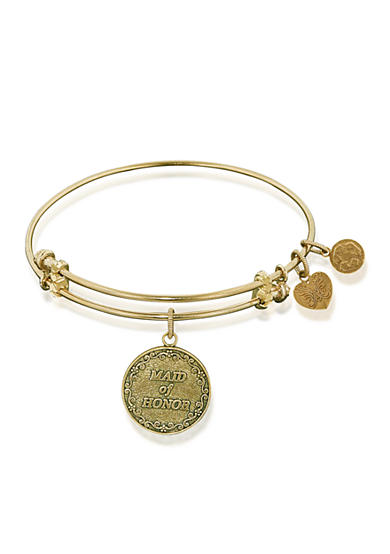 Angelica Maid of Honor Expandable Bangle