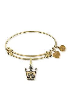 Angelica The Wizard of Oz™ Glinda Crown Expandable Bangle