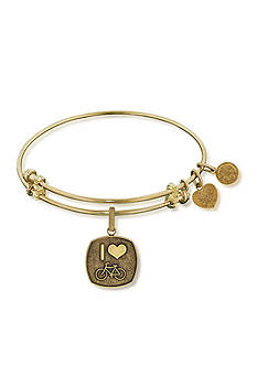 Angelica I Love to Bike Expandable Bangle