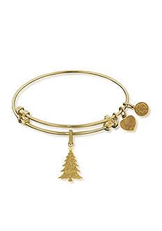 Angelica Christmas Tree Expandable Bangle
