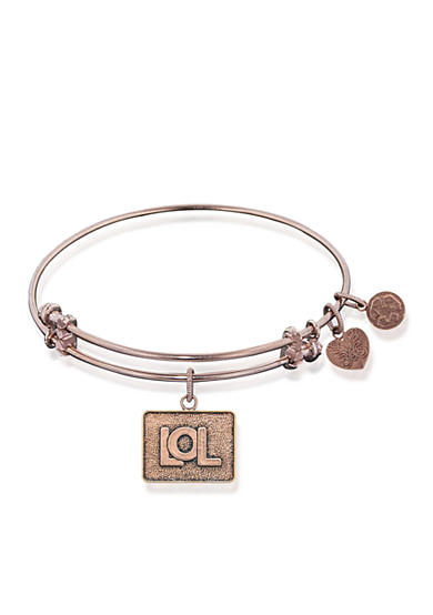 Angelica Laugh Out Loud Expandable Bangle