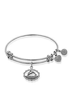 Angelica Dolphin Expandable Bangle