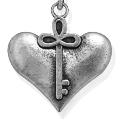 Personalized Jewelry: Symbols: Silver-Tone Angelica Cherish Expandable Bangle