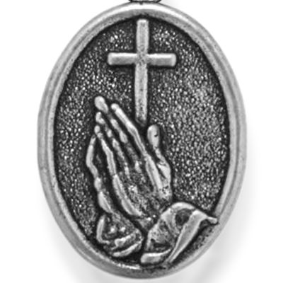Personalized Jewelry: Symbols: Silver-Tone Angelica Faith Expandable Bangle