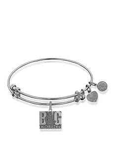 Angelica Big on Christmas Expandable Bangle
