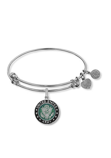 Angelica U.S. Army® Icon Expandable Bangle