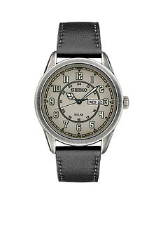 Seiko Men's Recraft Solar Watch