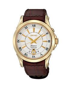 Seiko Men's 100M Calendar Watch