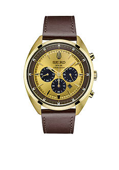 Seiko Men's Recraft Solar Chronograph Watch