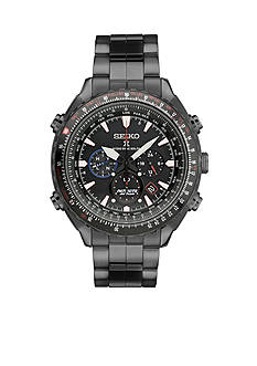 Seiko Men's Prospex Patriots Jet Team Limited Edition Solar Watch