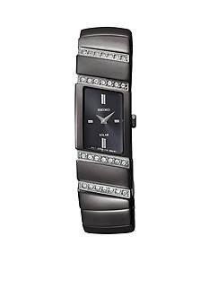 Seiko Women's 30 Meter Solar Modern Jewelry Watch