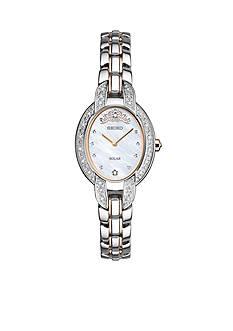 Seiko Women's Tressia Misty Copeland Special Edition Two-Tone Watch