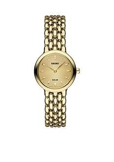 Seiko Women's Dress Solar Watch