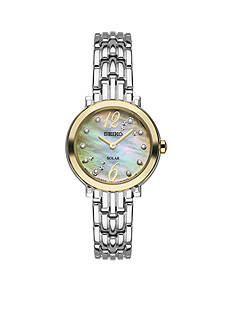 Seiko Women's Tressia Solar Watch