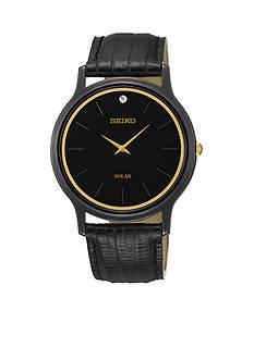 Seiko Men's Dress Solar Watch