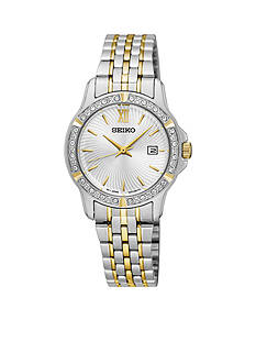 Seiko Women's Silver Watch