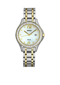Seiko Women's Solar Silver Watch