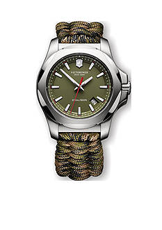 Victorinox Swiss Army Men's I.N.O.X. Paracord Camo Watch
