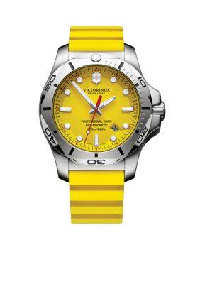 Victorinox Swiss Army  Inc  I.N.O.X. Yellow Professional Diver Watch -  54001182417351