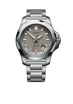 Swiss Army Men's I.N.O.X. Grey Dial Watch