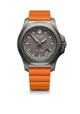 Victorinox Swiss Army  Inc  I.N.O.X. Titanium Watch -  5400118241758