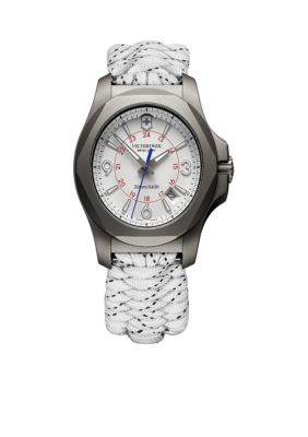 Victorinox Swiss Army  Inc  I.N.O.X Paracord Strap Watch and Swiss Army Knife Gift Set -  5400118241772