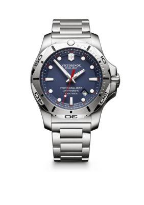 Victorinox Swiss Army  Inc  I.NO.X Professional Diver Blue Dial Watch -  5400118241782