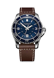 Victorinox Swiss Army Men's Maverick Blue Watch