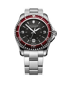 Victorinox Swiss Army Men's Maverick Black Watch