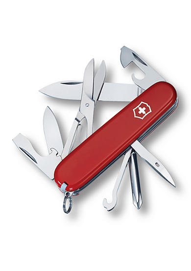 Swiss Army Tinker Super Red Boxed Knife